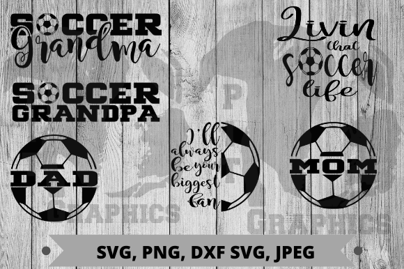 Download Free Football Bundle Graphic By Pit Graphics Creative Fabrica for Cricut Explore, Silhouette and other cutting machines.