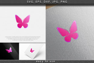 Download Free Butterfly Vector Silhouette Love Fly Graphic By Ojosujono96 for Cricut Explore, Silhouette and other cutting machines.