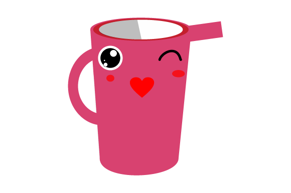 Teapot With A Funny Expression Graphic By Yapivector Creative