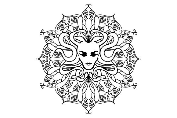 Download Free Skeleton Coloring Page Svg Cut File By Creative Fabrica Crafts for Cricut Explore, Silhouette and other cutting machines.