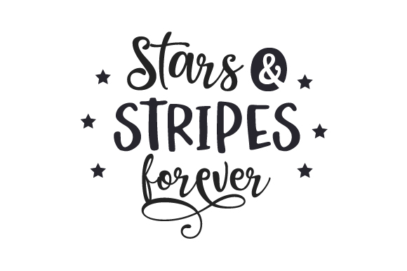 Download Free Stars Stripes Forever Svg Cut File By Creative Fabrica Crafts for Cricut Explore, Silhouette and other cutting machines.