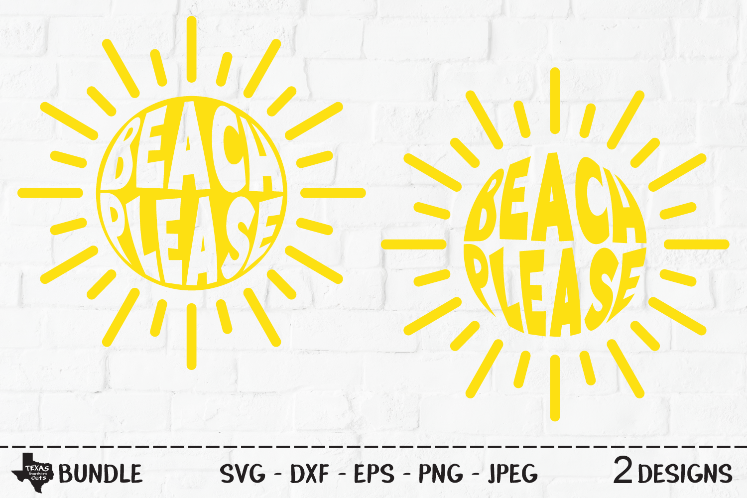 Download Free Beach Please Summer Shirt Designs Graphic By Texassoutherncuts for Cricut Explore, Silhouette and other cutting machines.