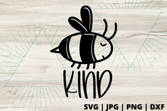 Print on Demand: Bee Kind Graphic Crafts By Talia Smith
