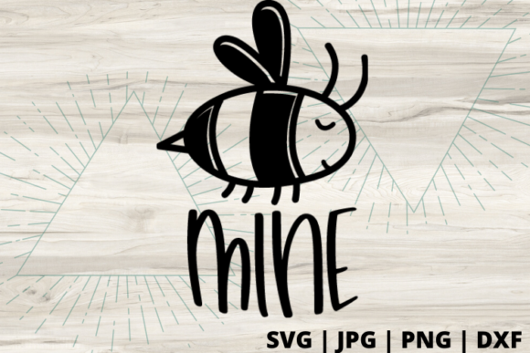 Print on Demand: Bee Mine Graphic Crafts By Talia Smith