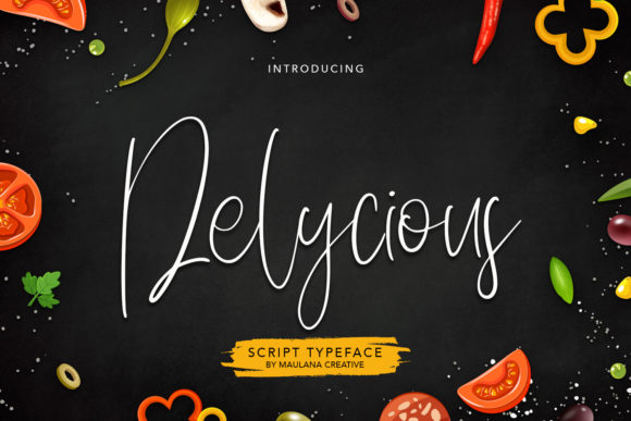 Delycious Font Free Download