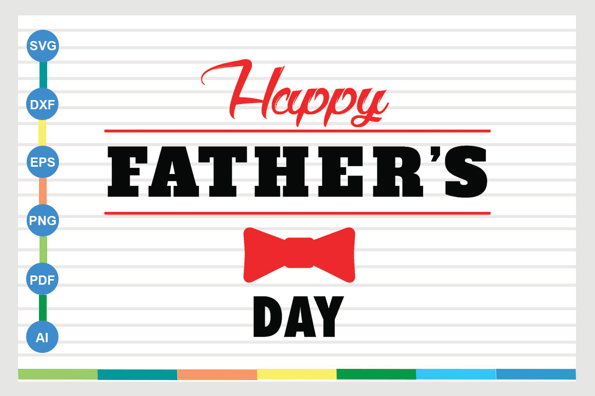 Happy Father S Day Design Graphic By Sajidmajid441 Creative