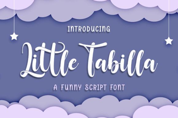 Little Tabilla Font Free Download