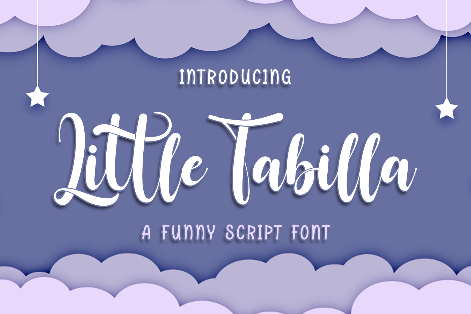 Download Free Little Tabilla Font By Rochart Creative Fabrica for Cricut Explore, Silhouette and other cutting machines.