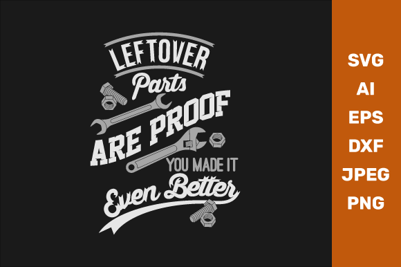 Download Free Mechanic Quotes Graphic By Manglayang Studio Creative Fabrica for Cricut Explore, Silhouette and other cutting machines.