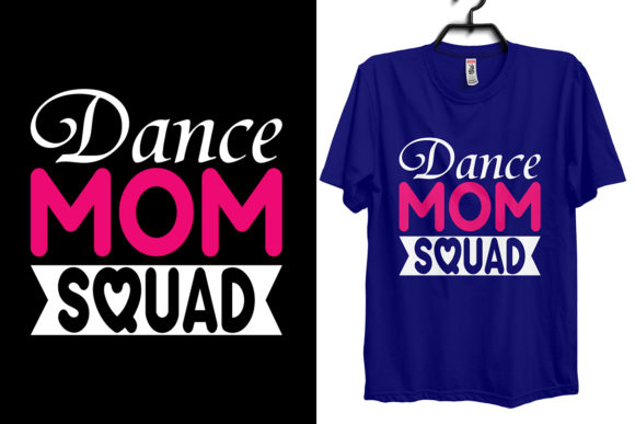 Download Free Mom T Shirt Design Graphic By Storm Brain Creative Fabrica for Cricut Explore, Silhouette and other cutting machines.