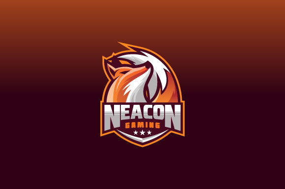 Download Free Neacon Esport Logo Design Graphic By Burhan Bn006 Creative Fabrica for Cricut Explore, Silhouette and other cutting machines.