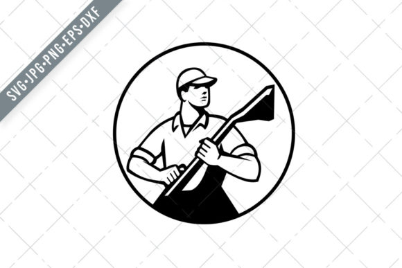 Download Free Professional Carpet Cleaner Graphic By Patrimonio Creative Fabrica for Cricut Explore, Silhouette and other cutting machines.