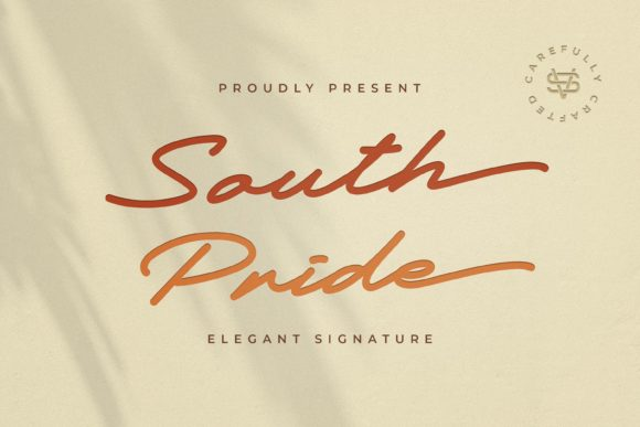 South Pride Font Free Download
