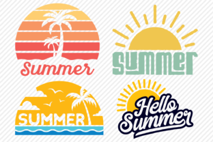 Print on Demand: Summer Super Bundle Graphic Crafts By texassoutherncuts 2