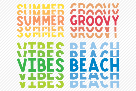 Print on Demand: Summer Super Bundle - Summer Designs Graphic Crafts By texassoutherncuts - Image 5