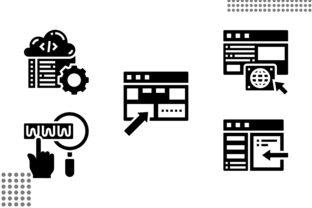 Download Free Web Design Fill Graphic By Cool Coolpkm3 Creative Fabrica for Cricut Explore, Silhouette and other cutting machines.