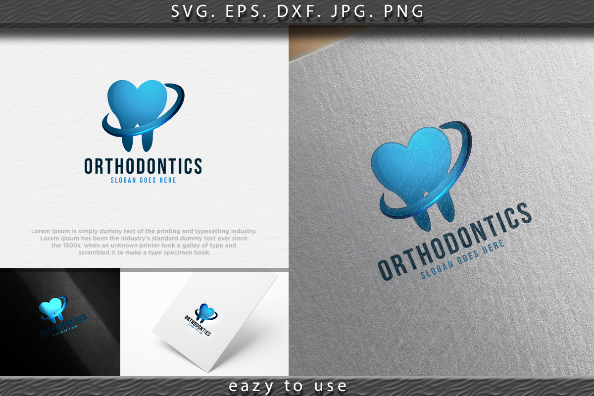 Download Free Dental Care Logo Ideas Inspiration Logo Graphic By Ojosujono96 for Cricut Explore, Silhouette and other cutting machines.