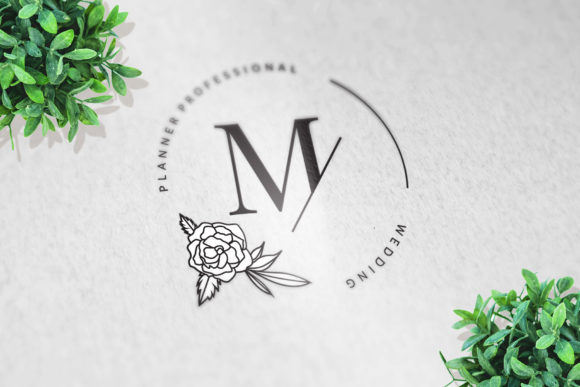 Print on Demand: 25 Elegant Logos + 3 Quality Mockups Graphic Logos By hai hai - Image 4