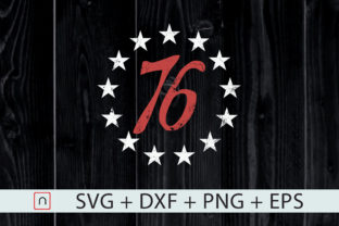 Download Free 4th Of July The Spirit 76 Independence Graphic By Novalia for Cricut Explore, Silhouette and other cutting machines.