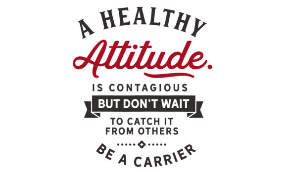 Print on Demand: A Healthy Attitude Graphic Illustrations By baraeiji