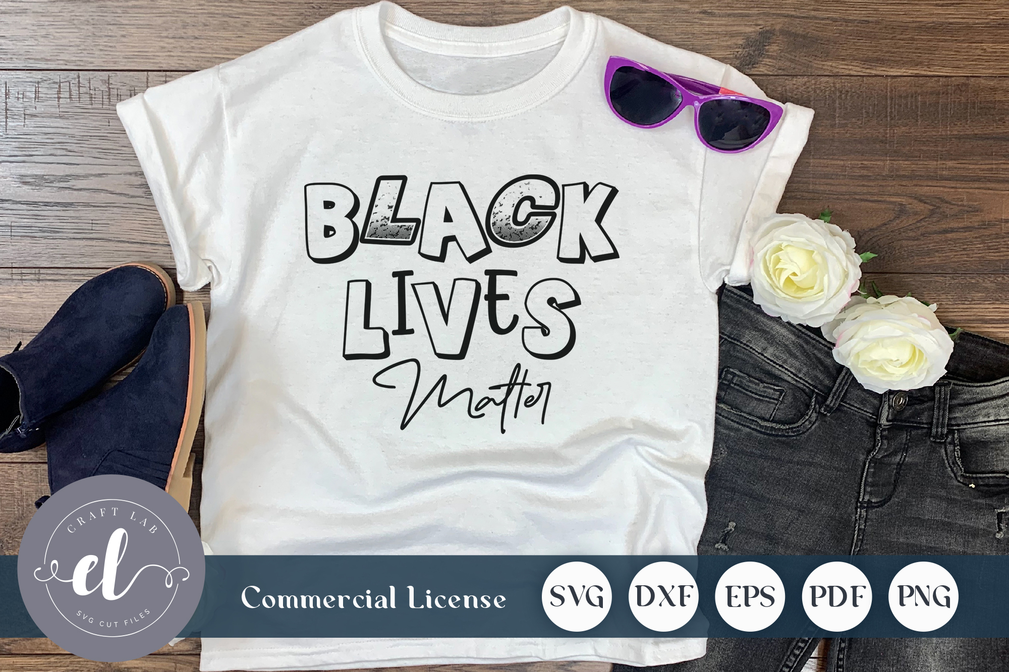 Download Free Black Lives Matter Graphic By Craftlabsvg Creative Fabrica for Cricut Explore, Silhouette and other cutting machines.