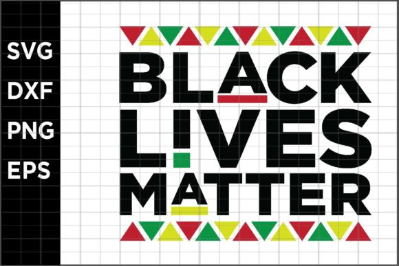 Download Free Black Lives Matter Graphic By Spoonyprint Creative Fabrica for Cricut Explore, Silhouette and other cutting machines.