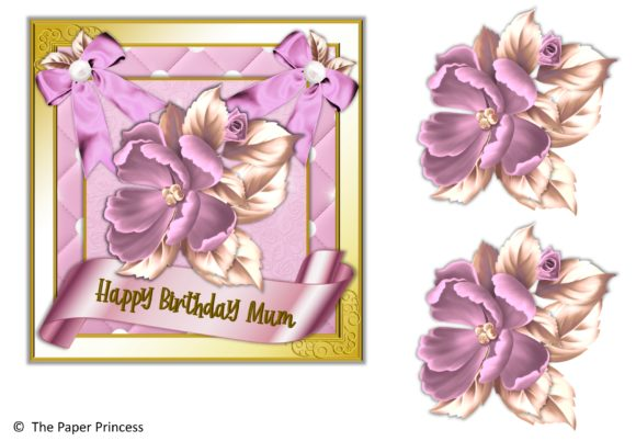 Download Free Card Making Kit With 32 Tags Graphic By The Paper Princess SVG Cut Files