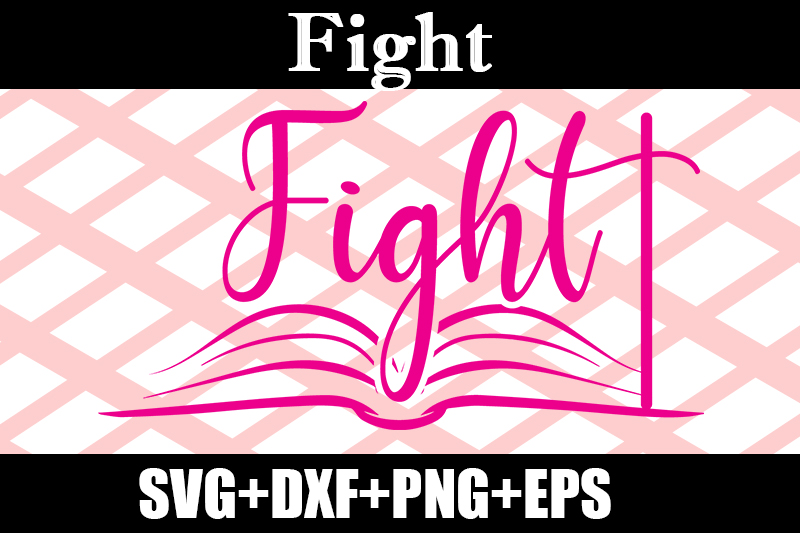 Download Free Fight Graphic By Design Store Creative Fabrica for Cricut Explore, Silhouette and other cutting machines.