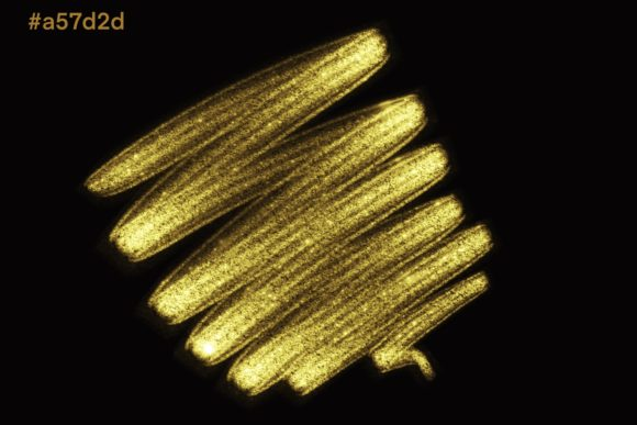 Download Free Glitter Gold Butter Brush For Procreate Graphic By Design 2 Last for Cricut Explore, Silhouette and other cutting machines.