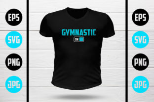Download Free Gymnastic Mode On Graphic By My Creatives Creative Fabrica for Cricut Explore, Silhouette and other cutting machines.