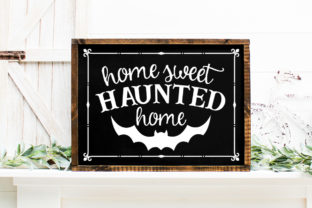 Halloween Welcome Sign Graphic Crafts By Simply Cut Co