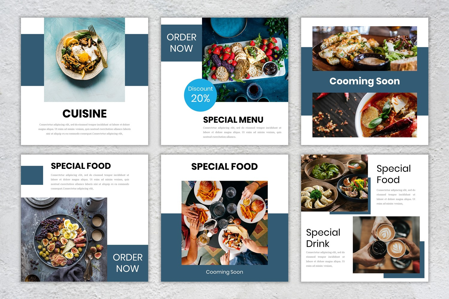 Download Free Instagram Feed Cuisine Graphic By Listulabs Creative Fabrica SVG Cut Files