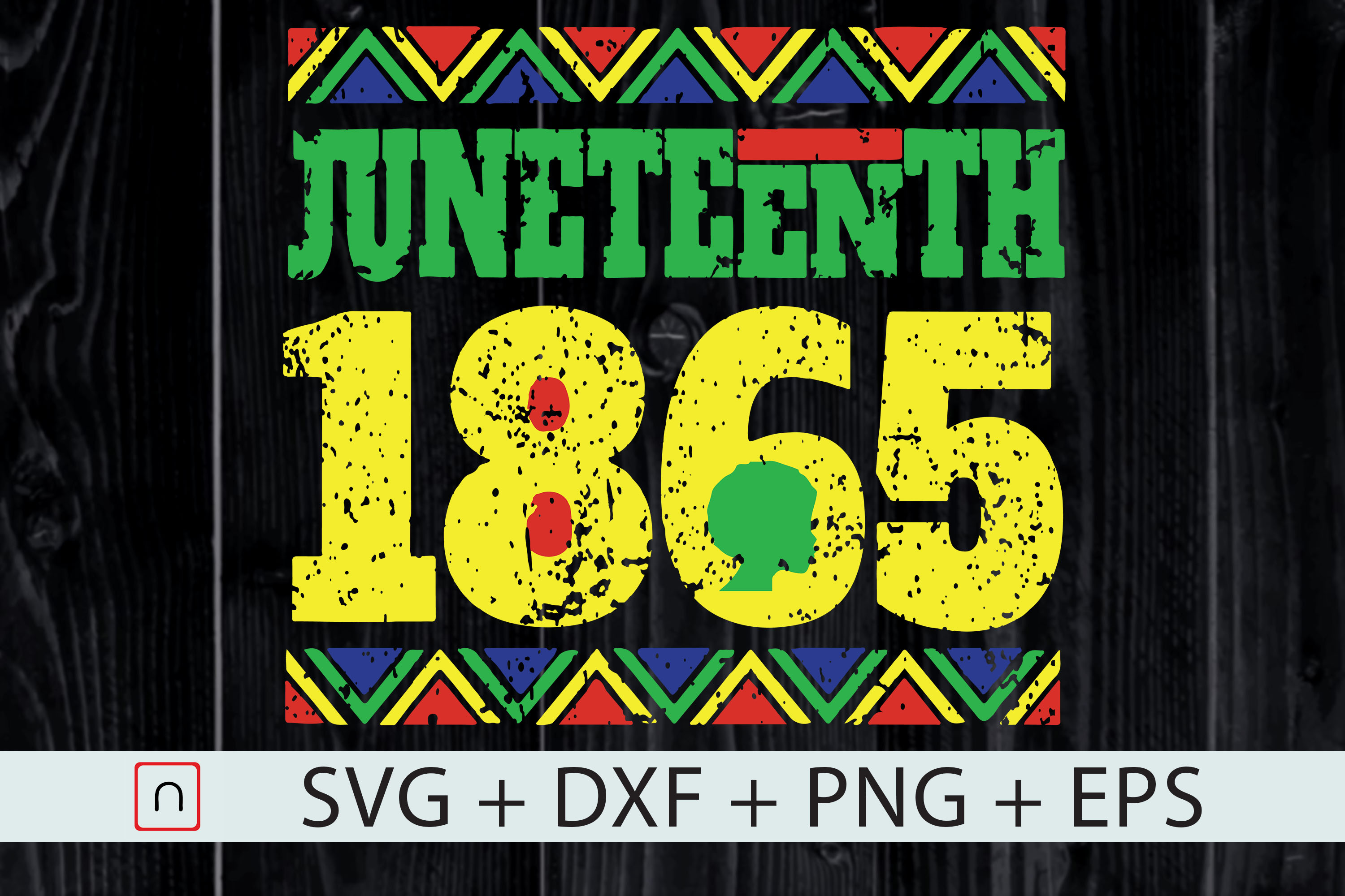 Download Free Juneteenth 1865 Anti 4th Of July Graphic By Novalia Creative for Cricut Explore, Silhouette and other cutting machines.