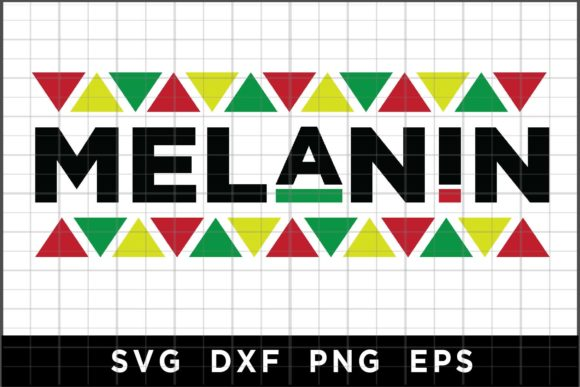 Download Free Melanin Graphic By Spoonyprint Creative Fabrica for Cricut Explore, Silhouette and other cutting machines.