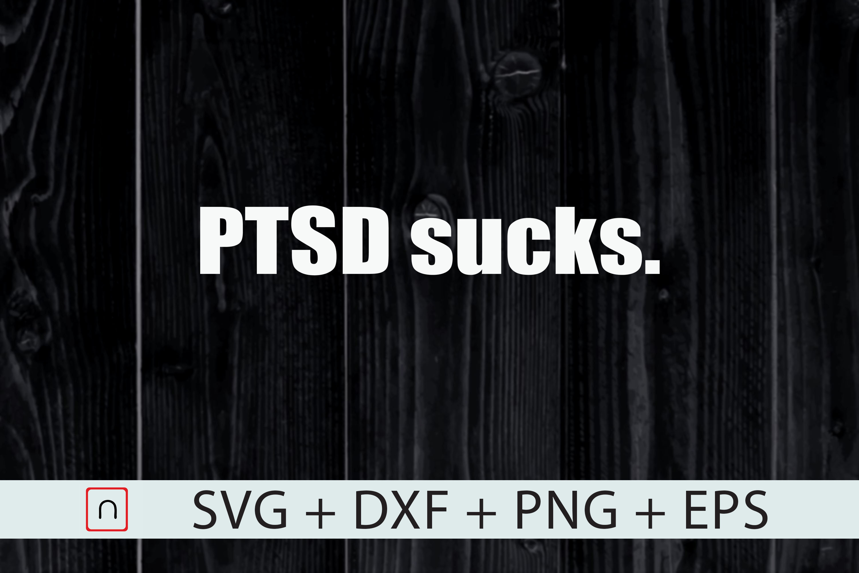 Download Free Post Traumatic Stress Ptsd Awareness Graphic By Novalia Creative Fabrica for Cricut Explore, Silhouette and other cutting machines.
