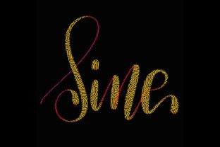 Download Free Sine Brush For Procreate 5 And Above Graphic By Design 2 Last for Cricut Explore, Silhouette and other cutting machines.