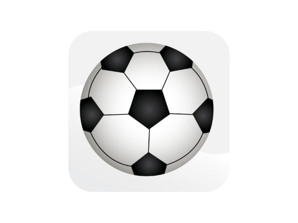 Soccer Ball Icon Graphic Icons By samagata