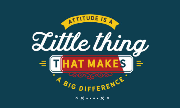 Download Free Makes A Big Difference Graphic By Baraeiji Creative Fabrica for Cricut Explore, Silhouette and other cutting machines.