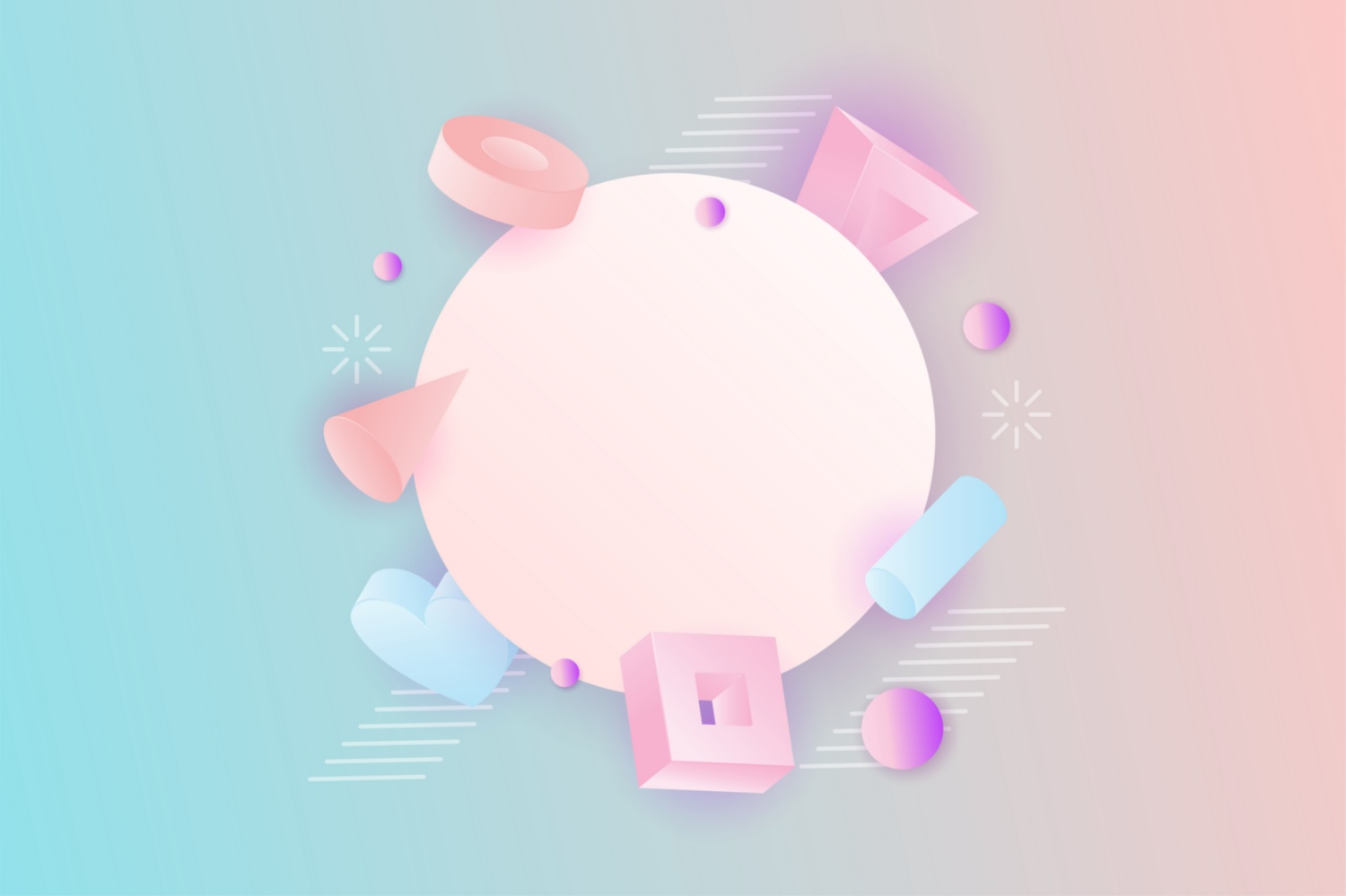 Download Free 3d Vector Realistic Primitives Figure Graphic By Kapitosh for Cricut Explore, Silhouette and other cutting machines.
