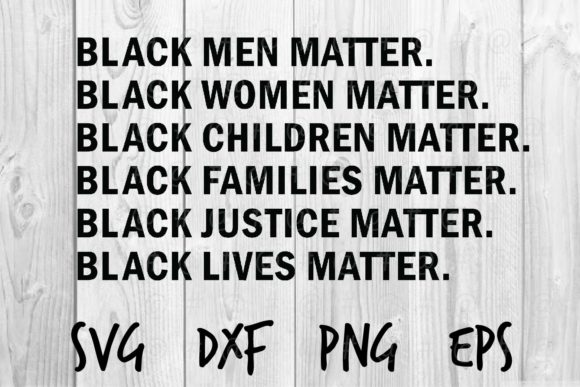 Download Free Black Lives Matter 16 Graphic By Spoonyprint Creative Fabrica for Cricut Explore, Silhouette and other cutting machines.