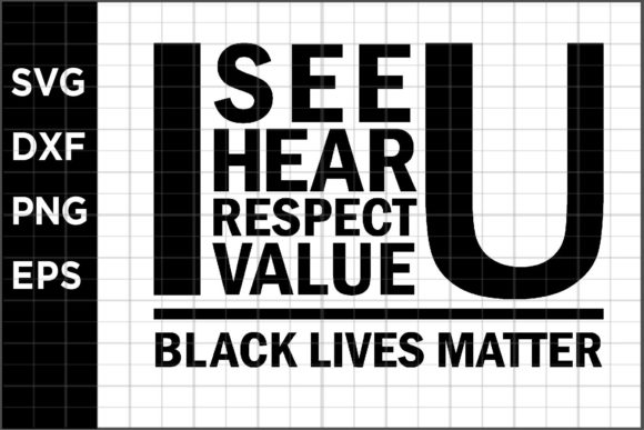 Download Free Black Lives Matter 23 Graphic By Spoonyprint Creative Fabrica for Cricut Explore, Silhouette and other cutting machines.