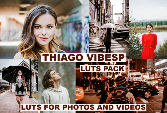 Download Free Cinematic Premium Lightroom Presets Graphic By Thiago Vibesp SVG Cut Files