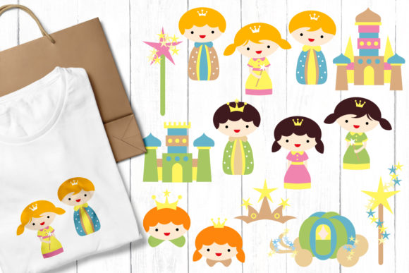 Download Free King Queen Kingdom Bundle Graphic By Revidevi Creative Fabrica for Cricut Explore, Silhouette and other cutting machines.