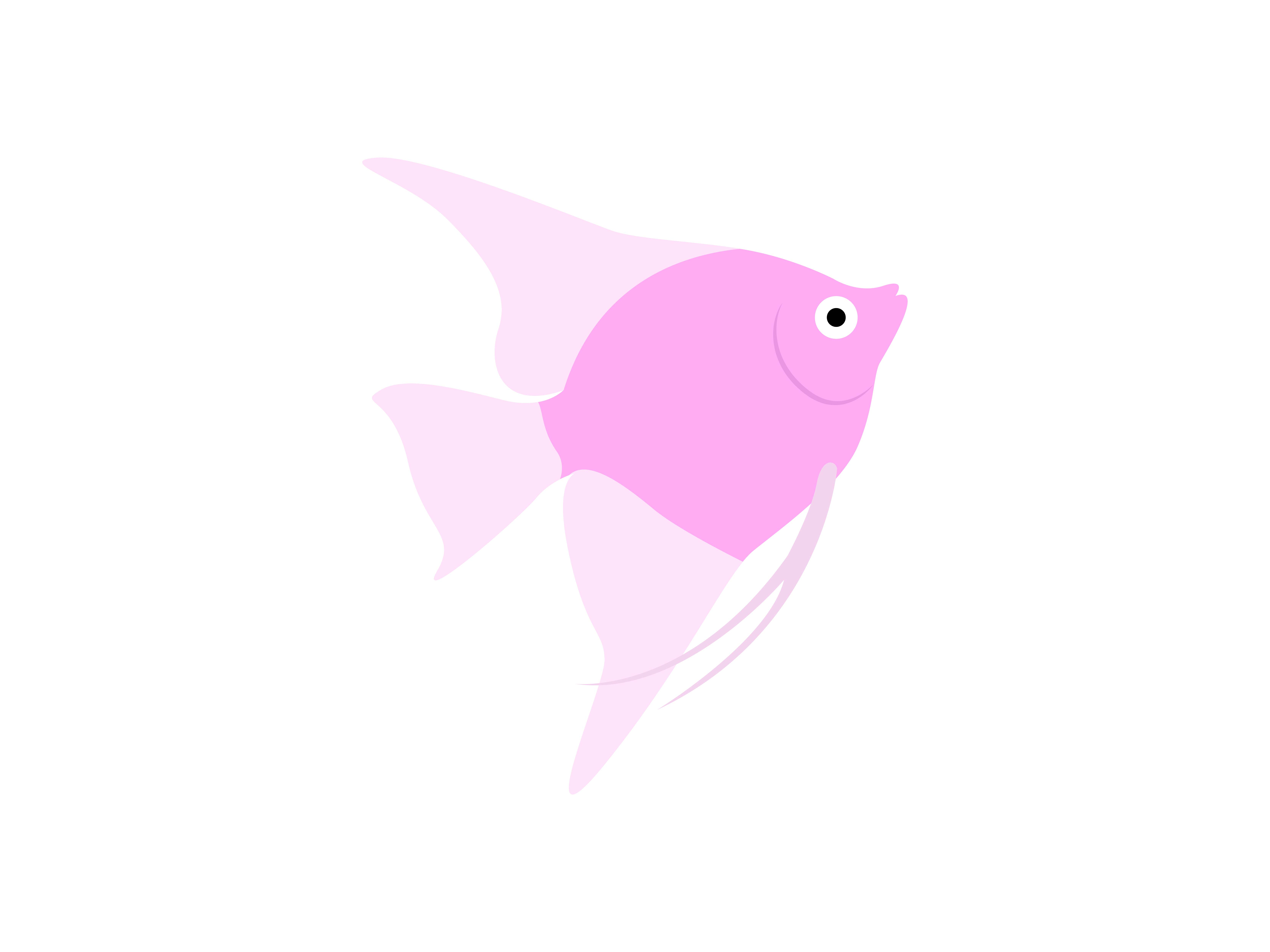 Download Free Manfish Animal Graphic By Archshape Creative Fabrica for Cricut Explore, Silhouette and other cutting machines.