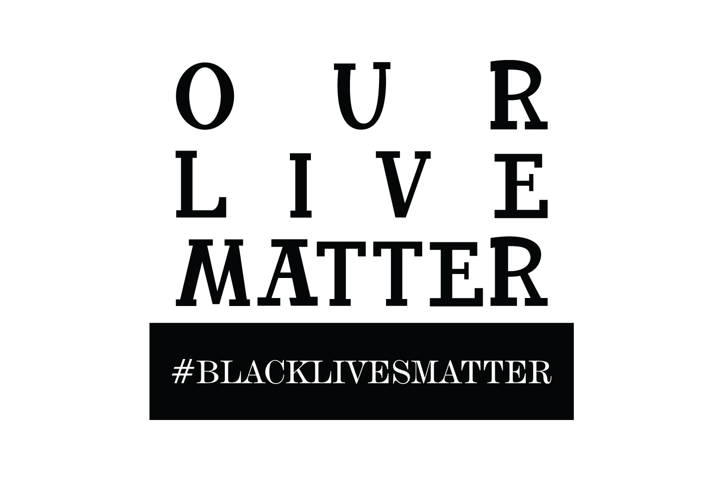 Our Lives Matter Quote Svg Cut Graphic By Yuhana Purwanti Creative Fabrica