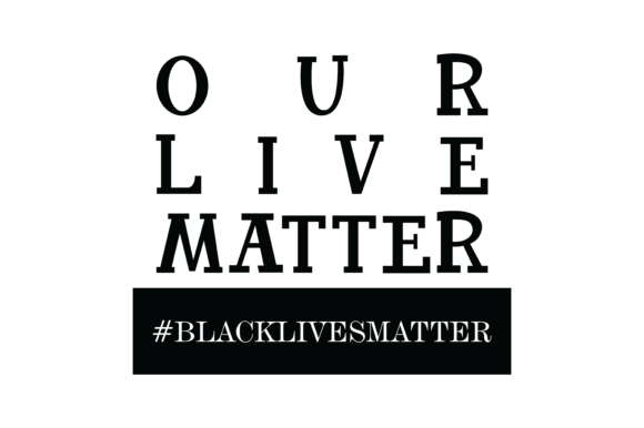 Download Free Our Lives Matter Quote Graphic By Yuhana Purwanti Creative Fabrica for Cricut Explore, Silhouette and other cutting machines.