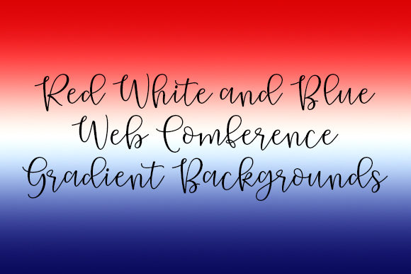 Download Free Red White And Blue Gradients Graphic By Cliffviewgraphics for Cricut Explore, Silhouette and other cutting machines.