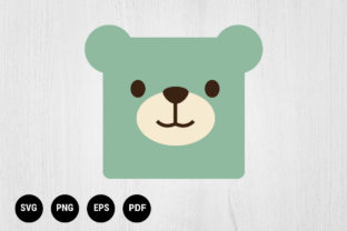 Download Free Bear Design Download Vector Svg Graphic By 99 Siam Vector for Cricut Explore, Silhouette and other cutting machines.