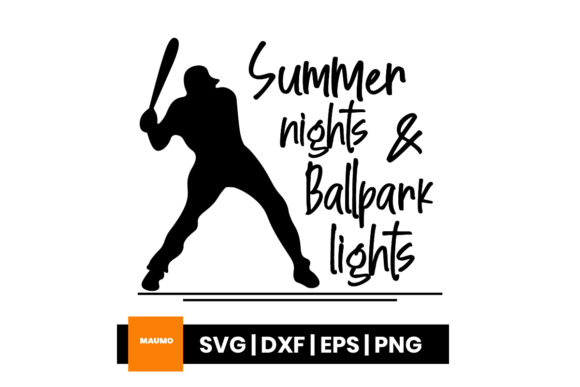 Download Free Baseball Graphic By Maumo Designs Creative Fabrica SVG Cut Files