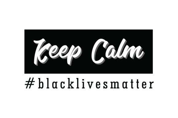 Download Free Black Lives Matter Quote Graphic By Yuhana Purwanti Creative SVG Cut Files